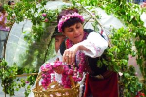 Spread the love with roses in Kazanlak