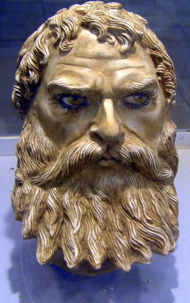 Seuthes III King of the Thrace tribe of Odrysses, 4 century BCE