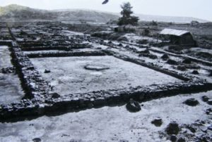 Seuthopolis excavation in the 1950s