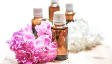 rose essential oils health benefits
