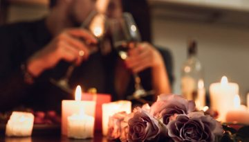 How to Use Roses To Decorate Your Home For Valentines Day